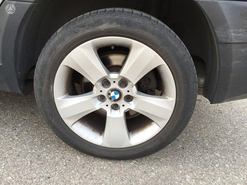 BMW X3 R18 Orginalūs Ratlankiai 80 € / vnt