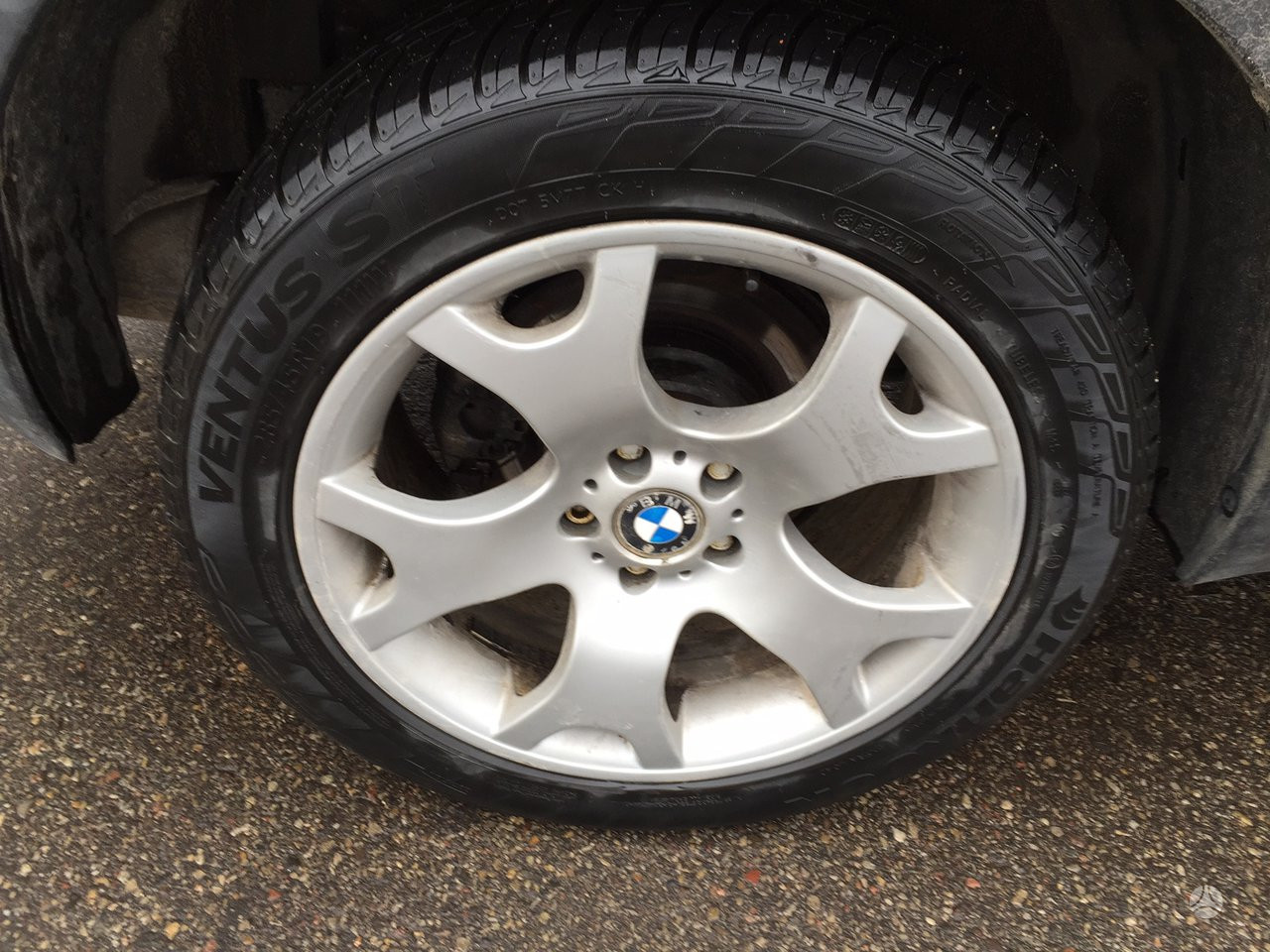 BMW X5 2003m Orginalūs Ratlankiai  90 € / vnt