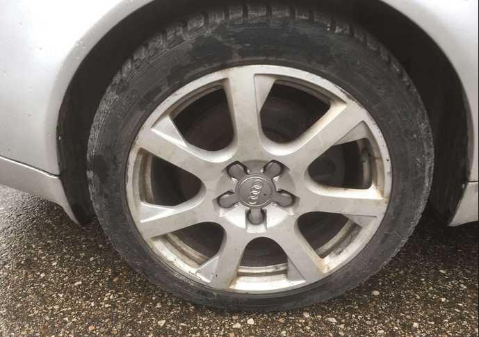 Audi A6, A5, A6 allroad, R17 orginalūs ratlankiai 65eur / vnt