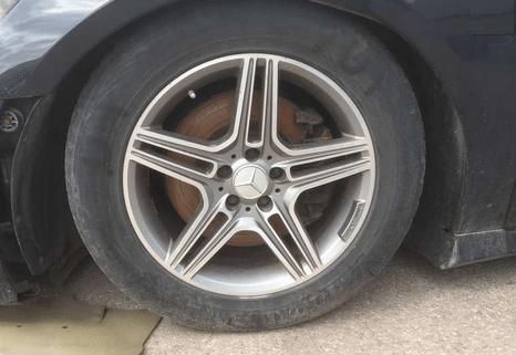 Mercedes R class, ML, AMG ratlankiai R18, 110eur / vnt