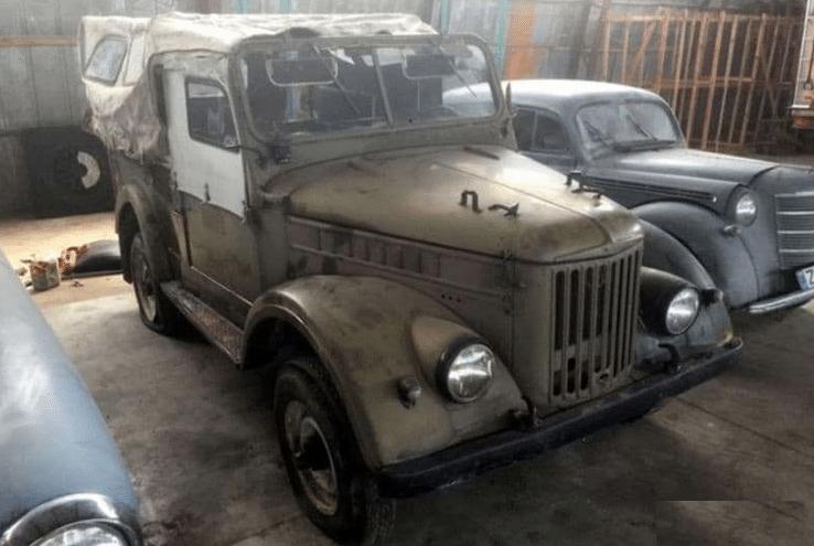 GAZ 69A 1970m 2100eur