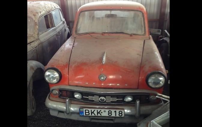Moskvich 403 1963 m. 1500eur