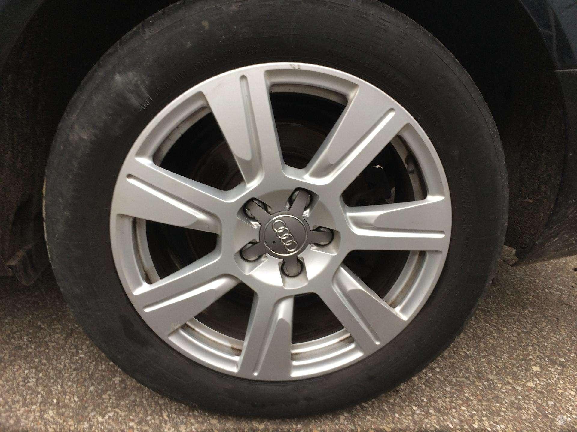 Audi A4 A6 R17 Ratlankiai 60€ / vnt